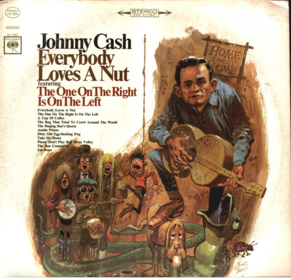 johnny cash everybody