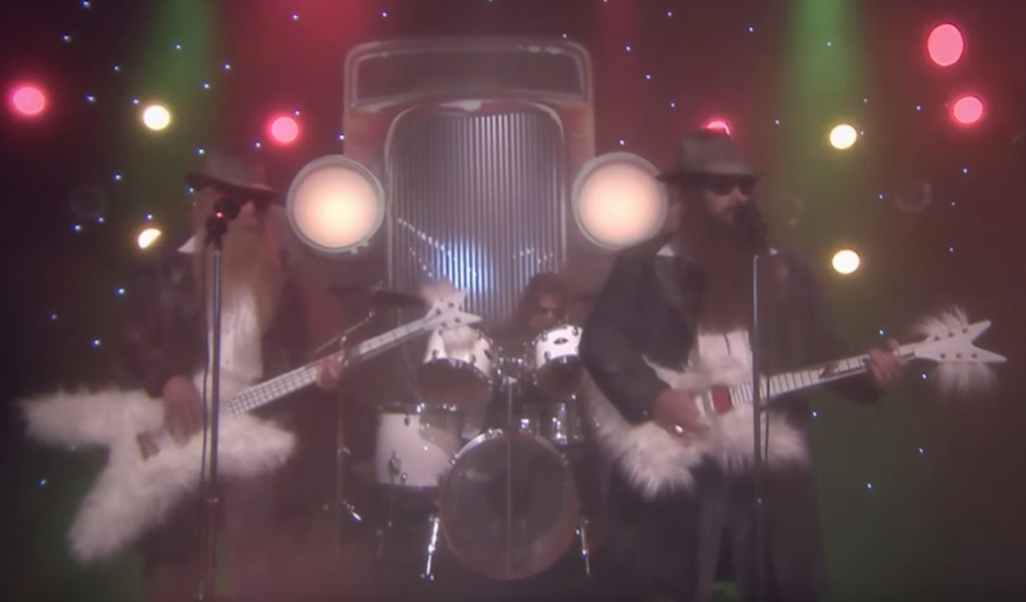 tonight show zz top
