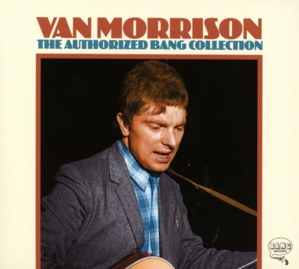 van morrison authorized