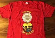 beatles sgt pepper shirt