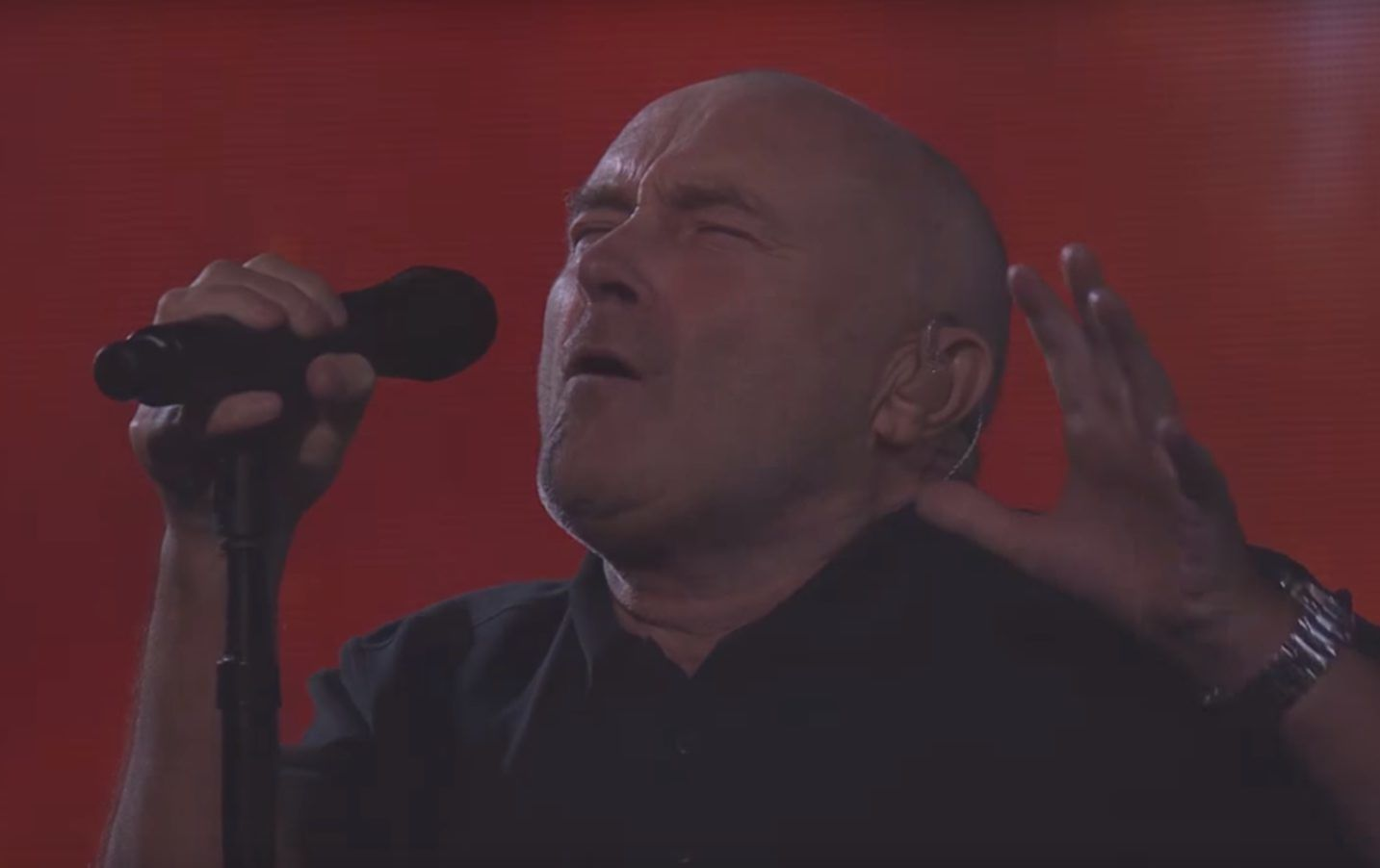 phil collins us open