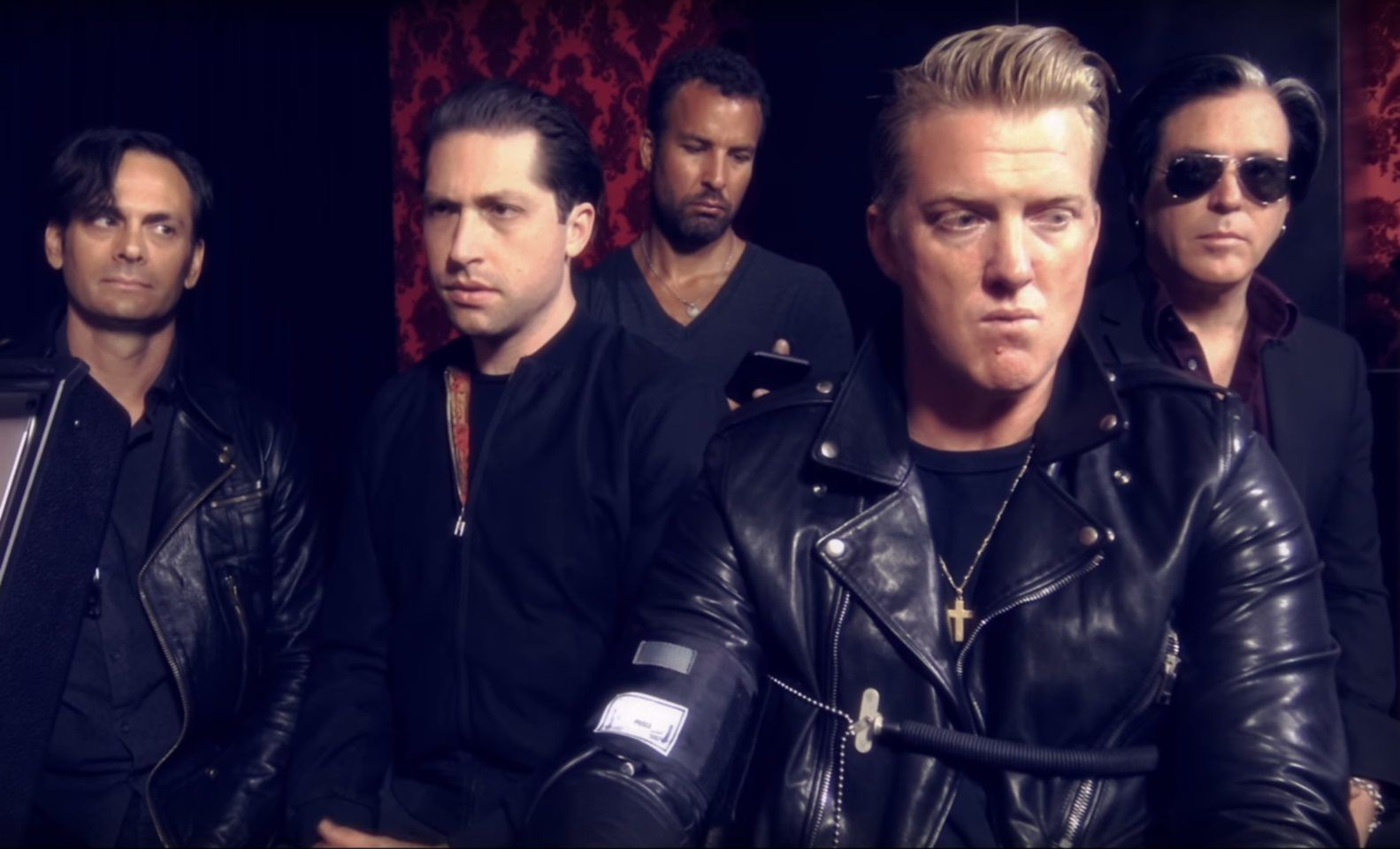 Queens of the stone age die neue single the way you used for Queens of the stone age tattoo
