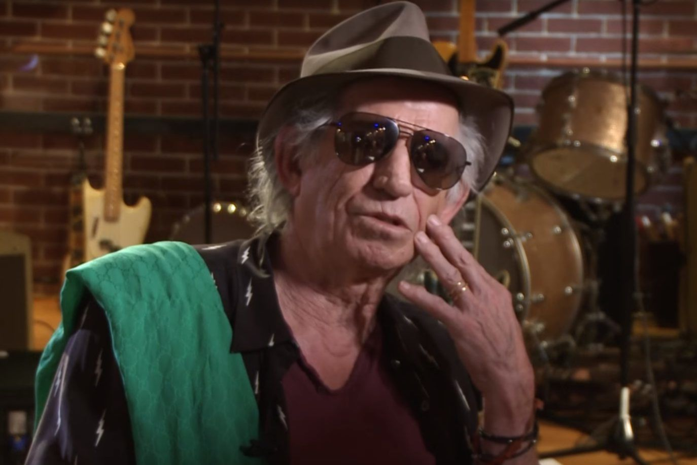 The Rolling Stones Keith Richards Gibt Update Zu Neuem Album