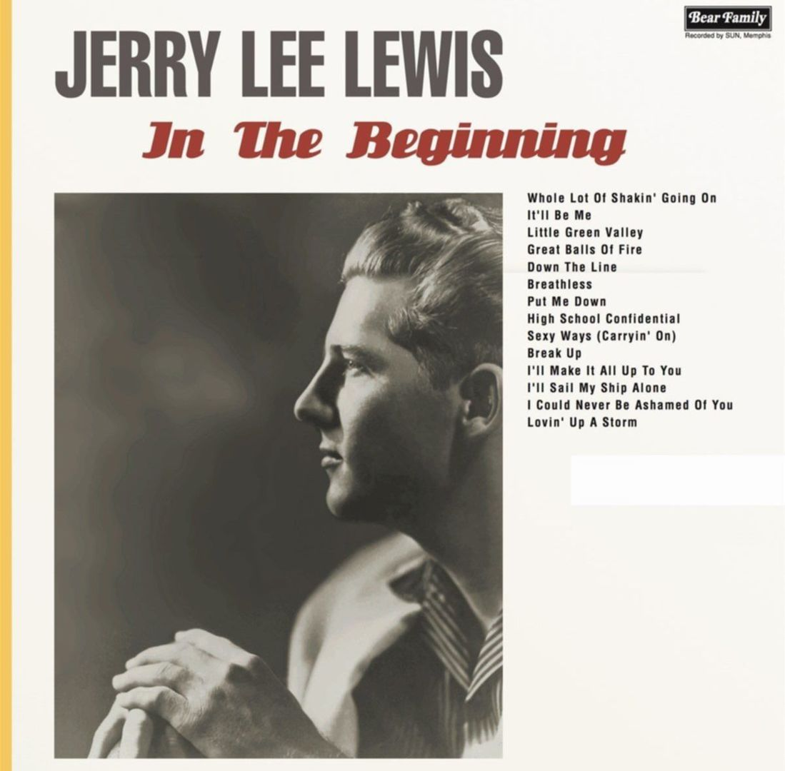 jerry lee lewis in the beginning