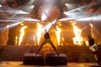 iron maiden live 2016 press