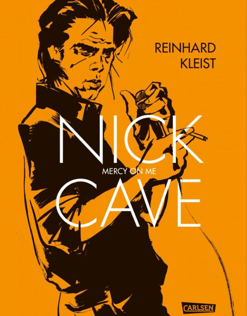 nick cave comic