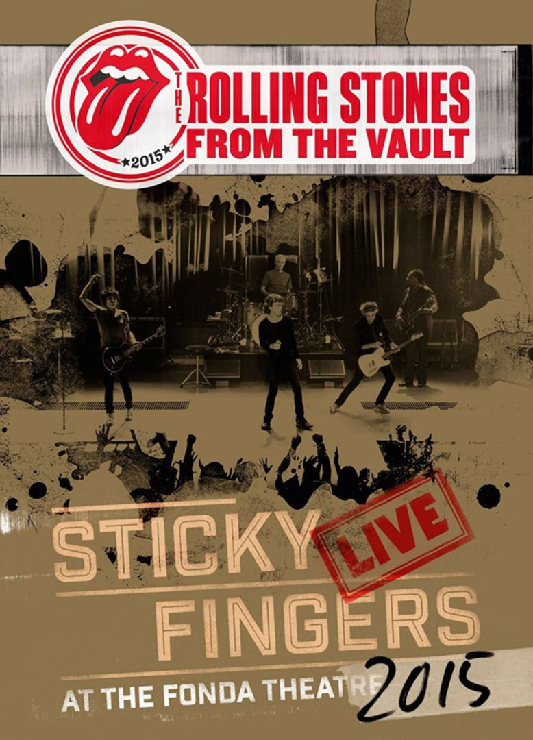 from the vault sticky fingers