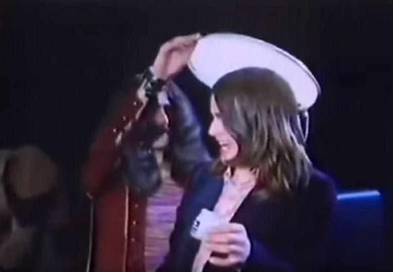 Foto vom Black Sabbath-Konzert von 1970 in Paris.