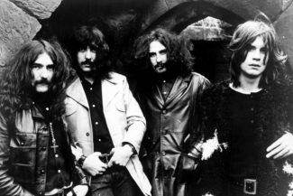Black Sabbath jung