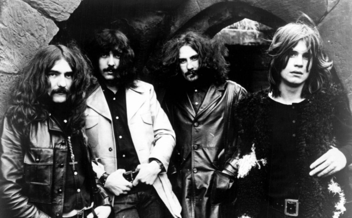 Black Sabbath jung
