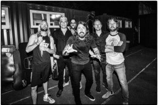 Die Foo Fighters kommen 2018 für ein Konzert nach Deutschland.