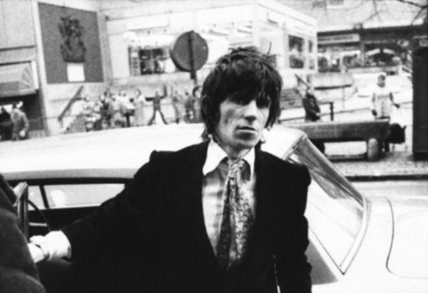 Keith Richards vor Gericht