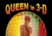 Brian May Queen in 3-D