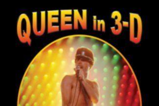 Brian May Queen in 3-D