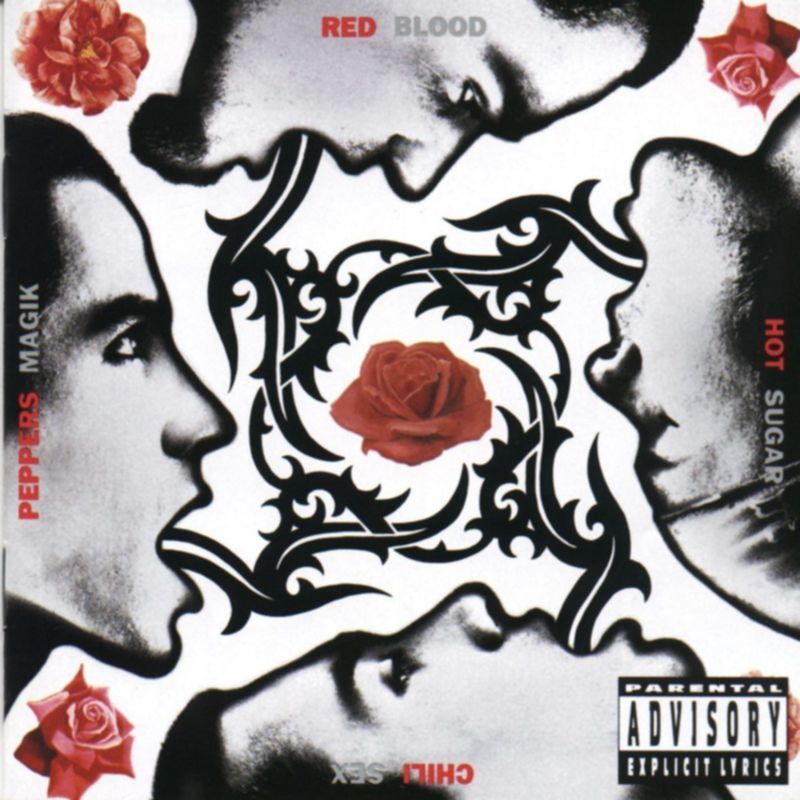 Blood Sugar Sex Magic von The Red Hot Chili Peppers