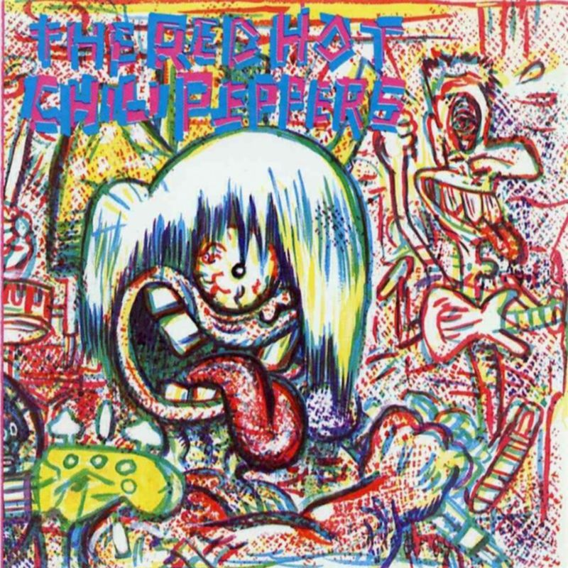 The Red Hot Chili Peppers Album