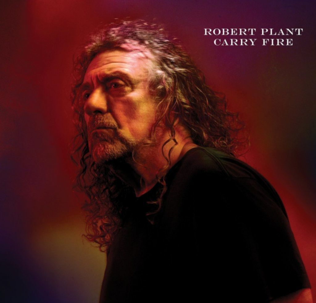 Robert Plant Album Carry Fire