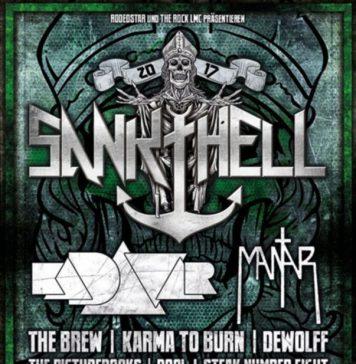 Am 27. und 28. Dezember findet in Hamburg das dritte Sankt Hell Festival statt.