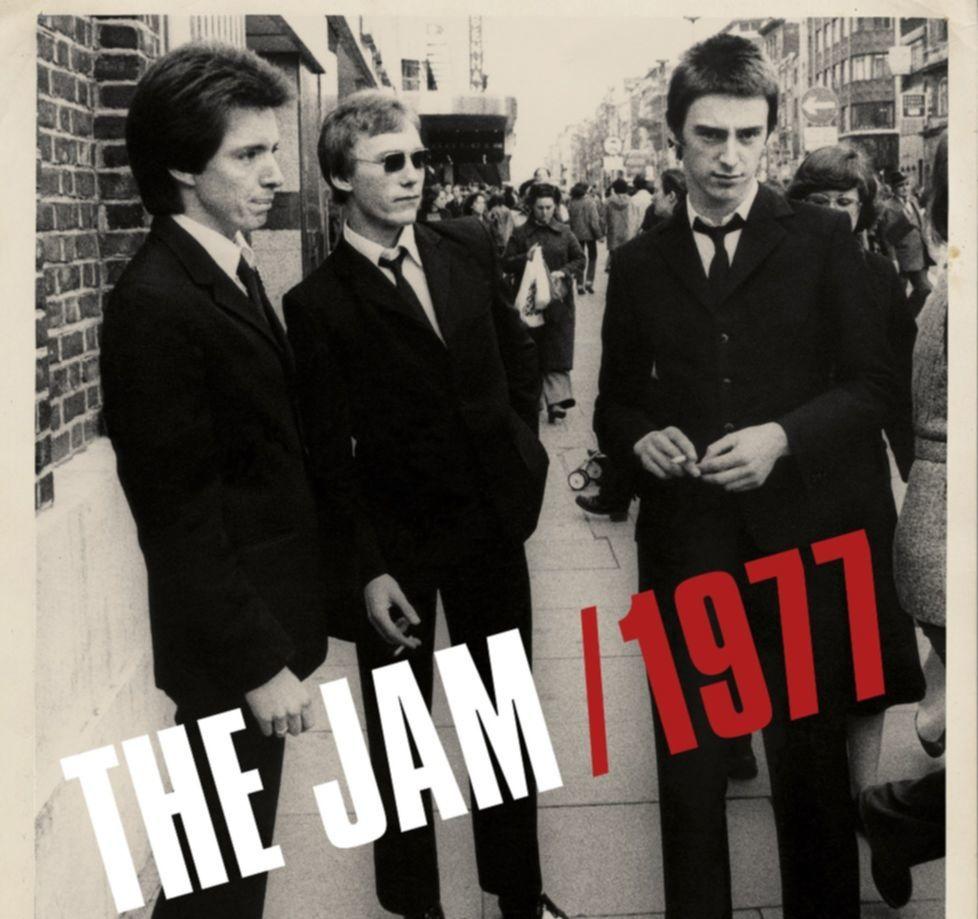 The Jam 1977