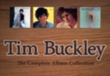 Tim Buckley Complete Album Collection