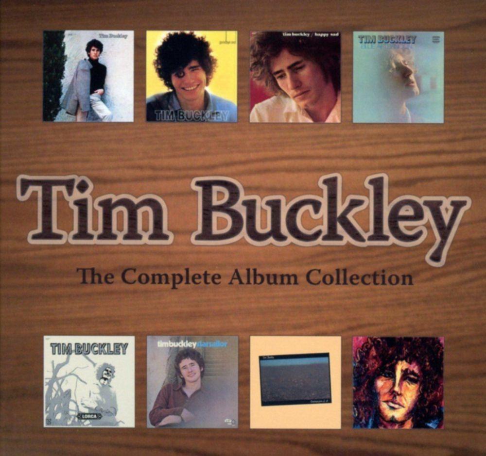 Tim Buckley Complete Album Collection