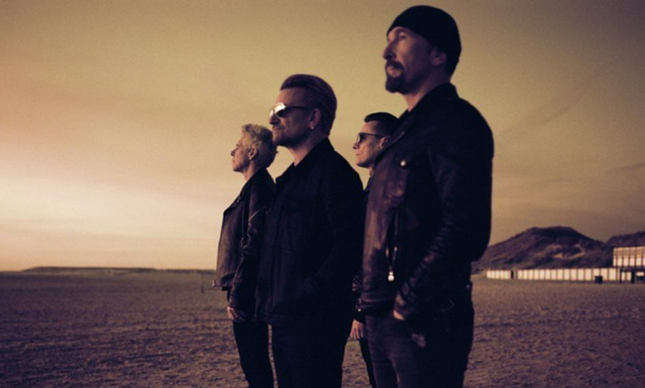 U2 Pressefoto 2017