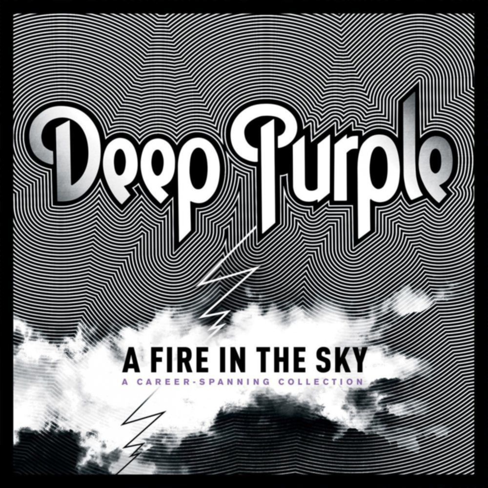 Deep Purple A Fire In The Sky