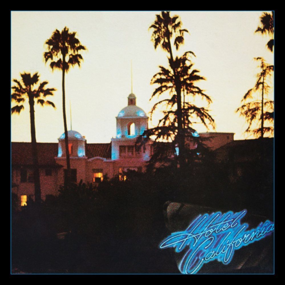 eagles hotel california deluxe