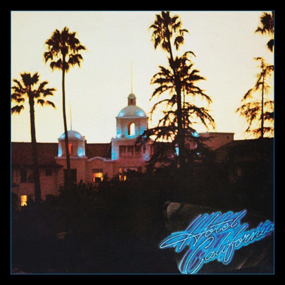 eagles hotel california deluxe