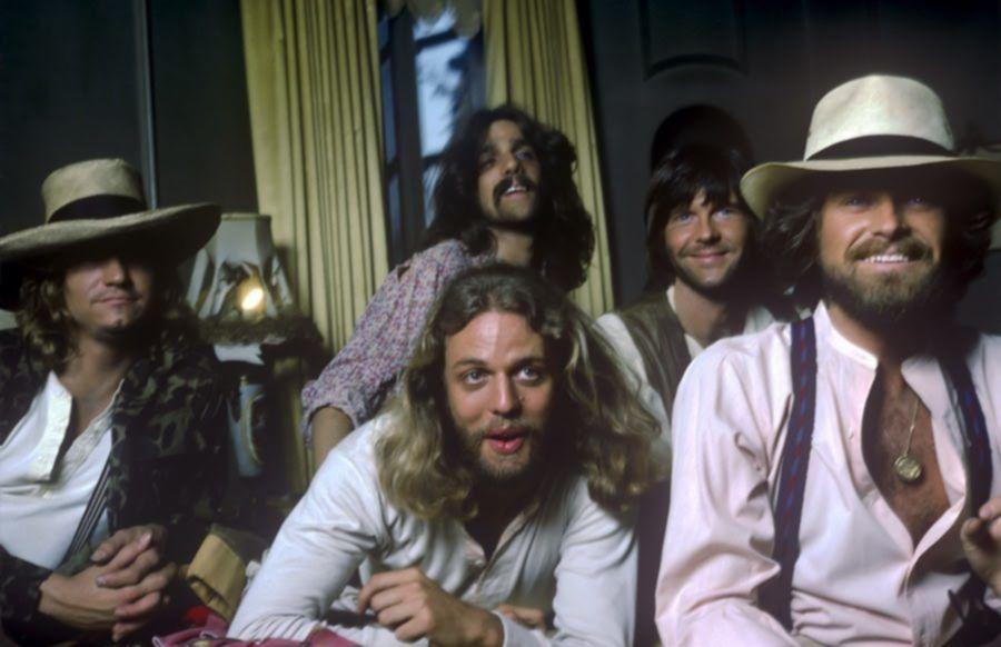 Eagles Mitte der 70er