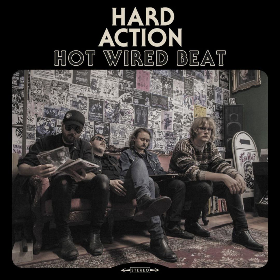 Hard Action Hot Wired Beat