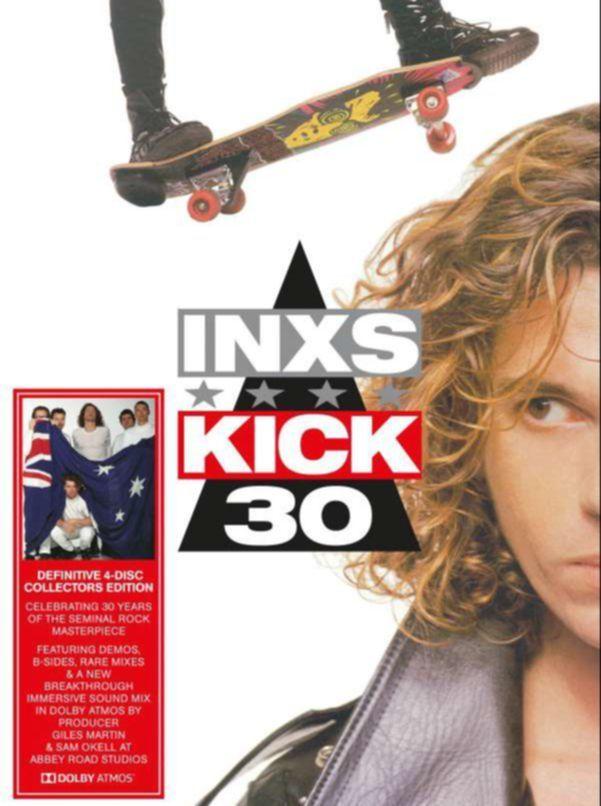 INXS Kick 30