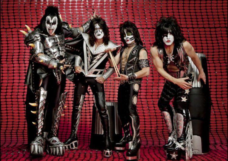 Kiss Alben