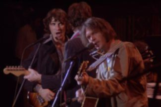 Neil Young The Band Helpless