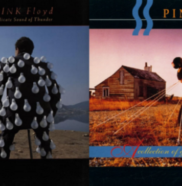 Jetzt im Gewinnspiel zwei mal Vinyl von Pink Floyd sichern.