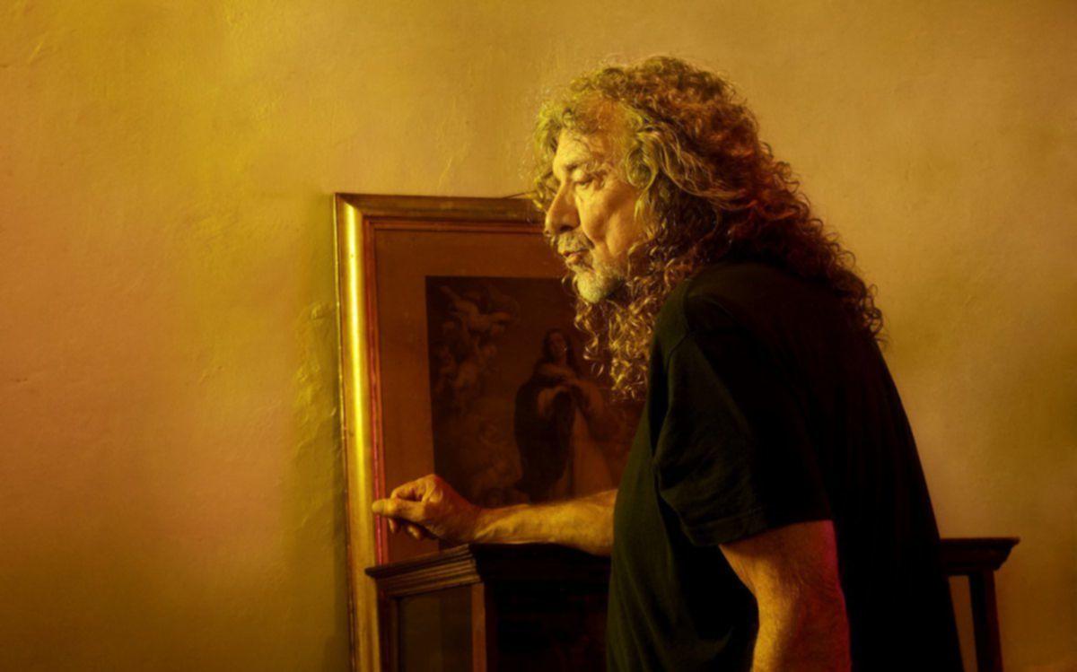 Robert Plant 2017