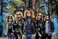 Whitesnake im Jahr 2014.