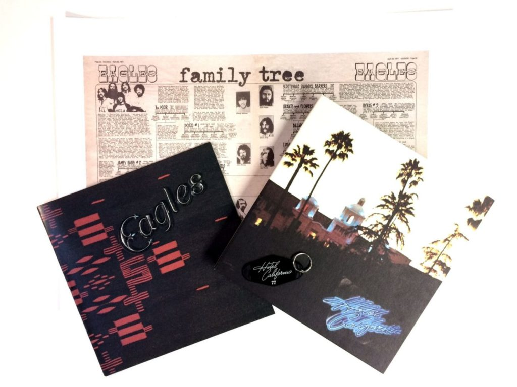 Eagles Hotel California Deluxe Box