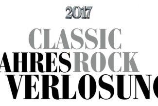 Classic Rock Jahresverlosung 2017