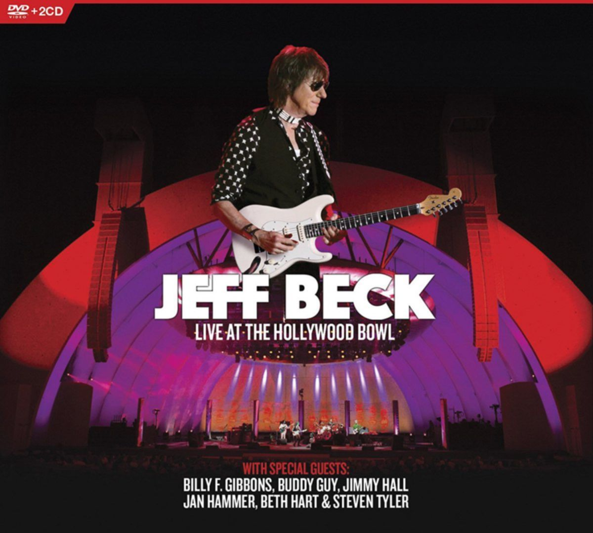 Jeff Beck Hollywood Bowl