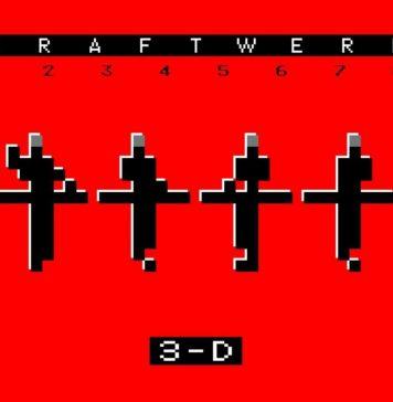Kraftwerk 3D der katalog