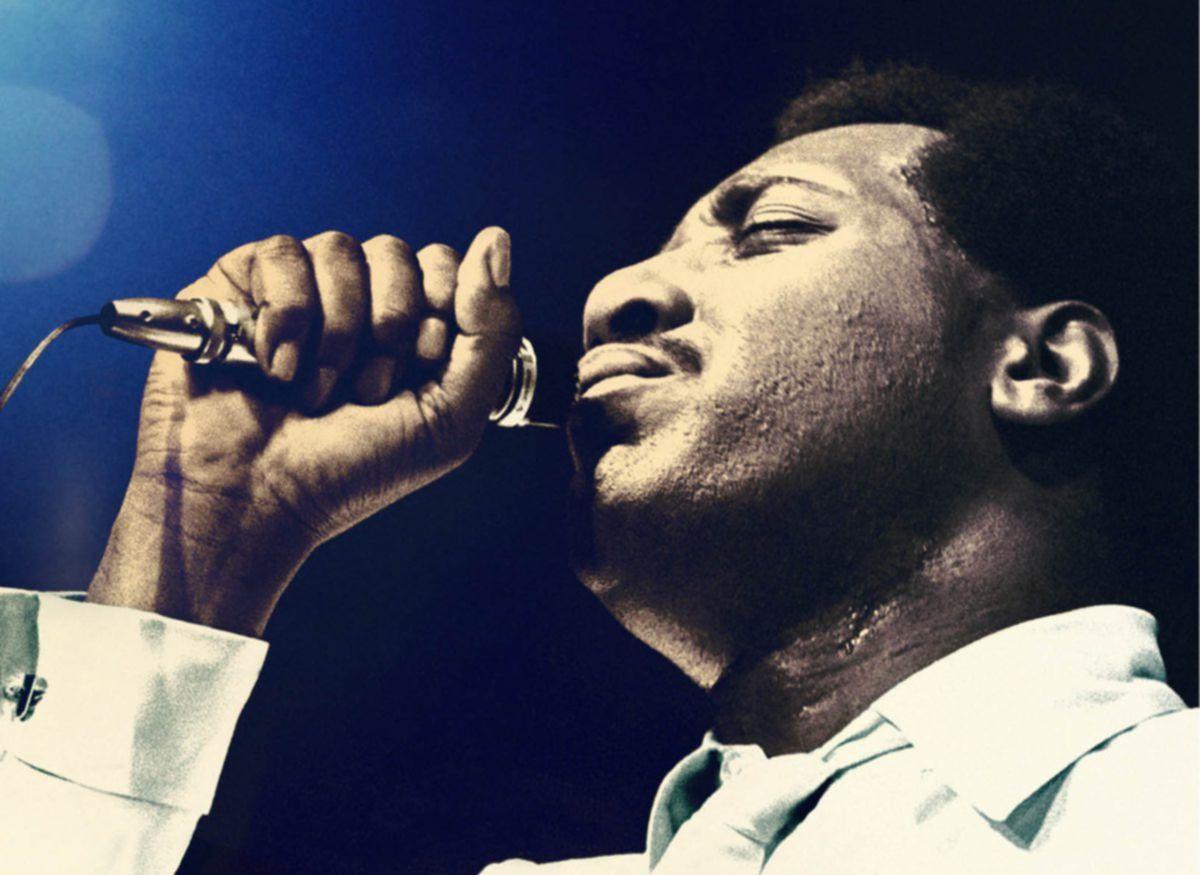 Otis Redding King Of Soul Cover