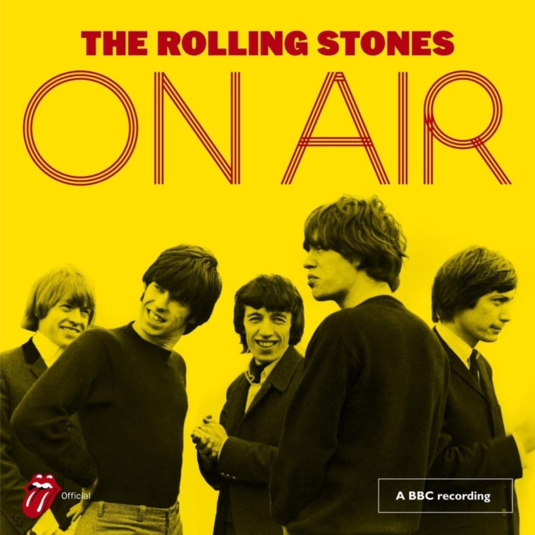 Rolling Stones On Air Cover