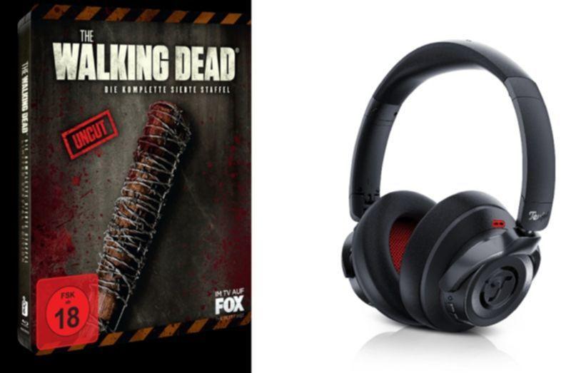 Teufel Kopfhörer und The Walking Dead