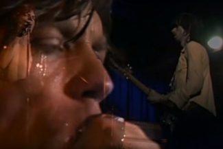 The Rolling Stones 1971 live im Marquee Club mit 'Midnight Rambler.'