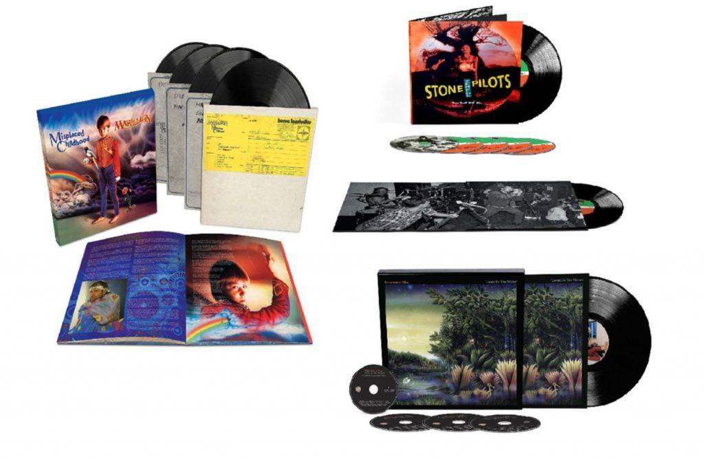 Vinyl Bundle zur Jahresverlosung