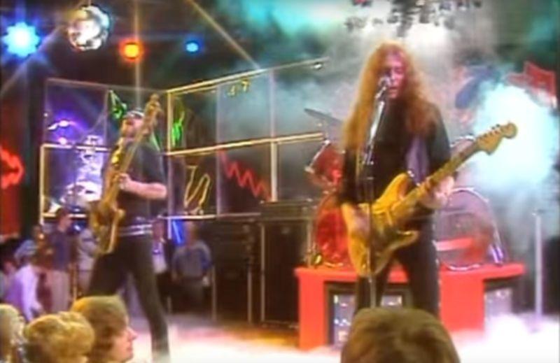 Motörhead mit Motörhead live 1981