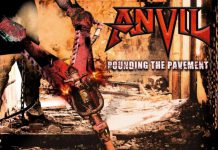Anvil Pounding The Pavement