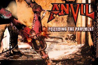 Anvil Pounding The Pavement