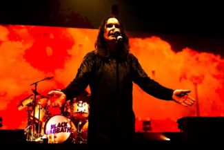 Black Sabbath The End Of The End im Fernsehen